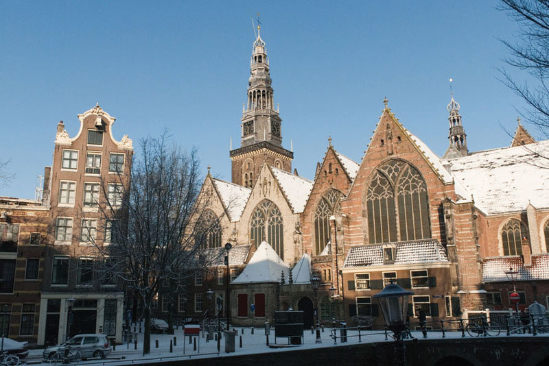 Restaurants and Museums Alta Canal house Amsterdam